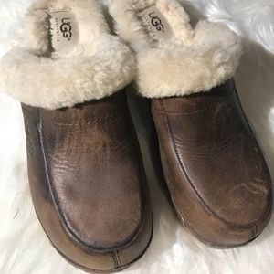 Ugg Australia 🇦🇺 Brown Clogs Size 7